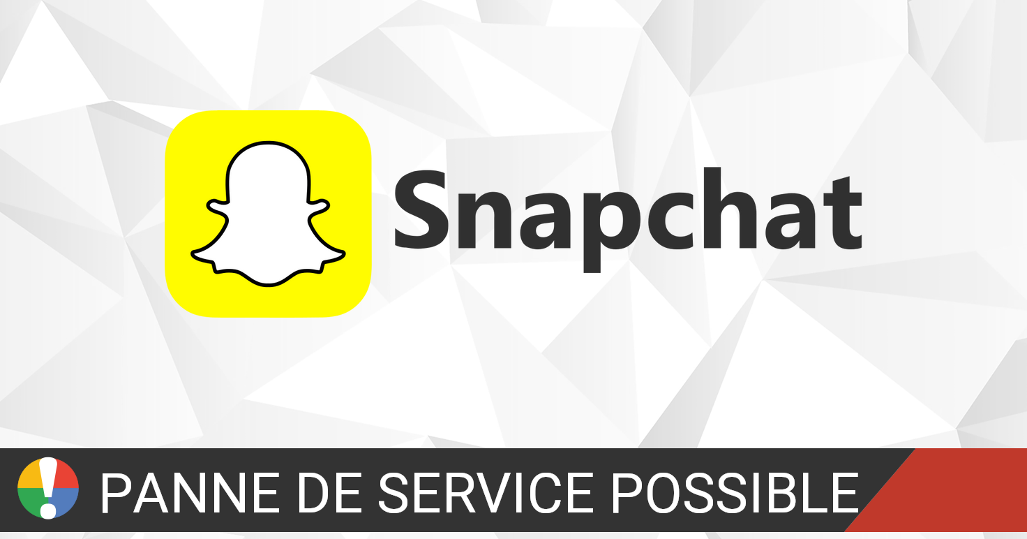 Snapchat Bas Ou Ne Fonctionne Pas Problemes D Application Et Etat Actuels Is The Service Down France